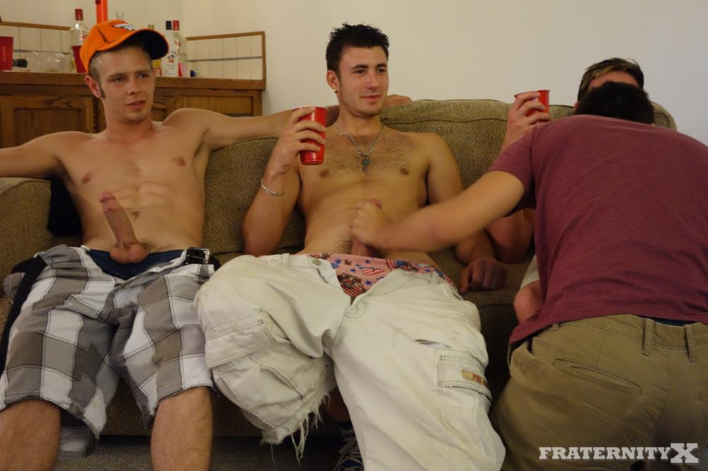 Fraternity X Dylan Frat Boys Barebacking The House Slut Amateur Gay Porn 02