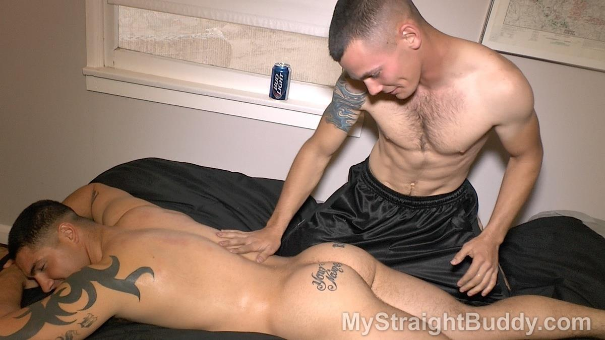 Amateur massage male photos gay hung 3