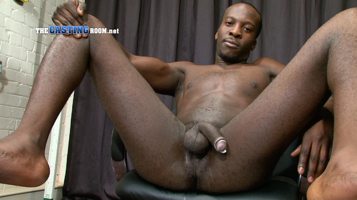 black gay porn clips A hot fuck scene  weeks in the making, watch this huge black cock destroy a nice tight hole and.