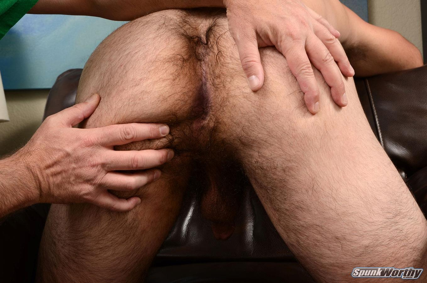 SpunkWorthy Nevin Straight Redneck Marine Gets A Blowjob and Rimming Amateur Gay Porn 08