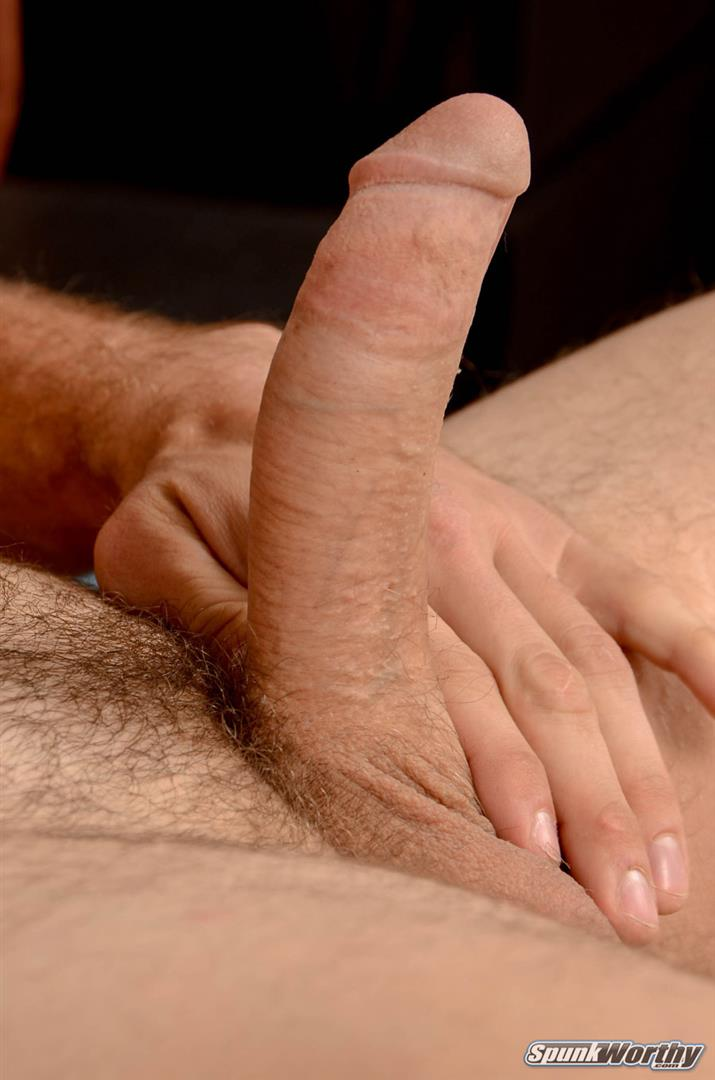 SpunkWorthy Jake Straight Hairy Navy Bear Cub Jerking Off Amateur Gay Porn 07