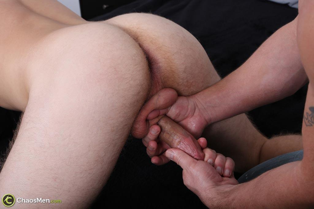 Straighty Guy Gets Hard