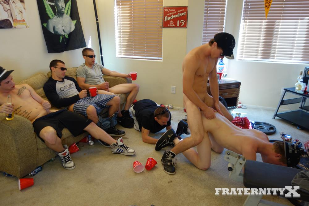 Frat party fucks