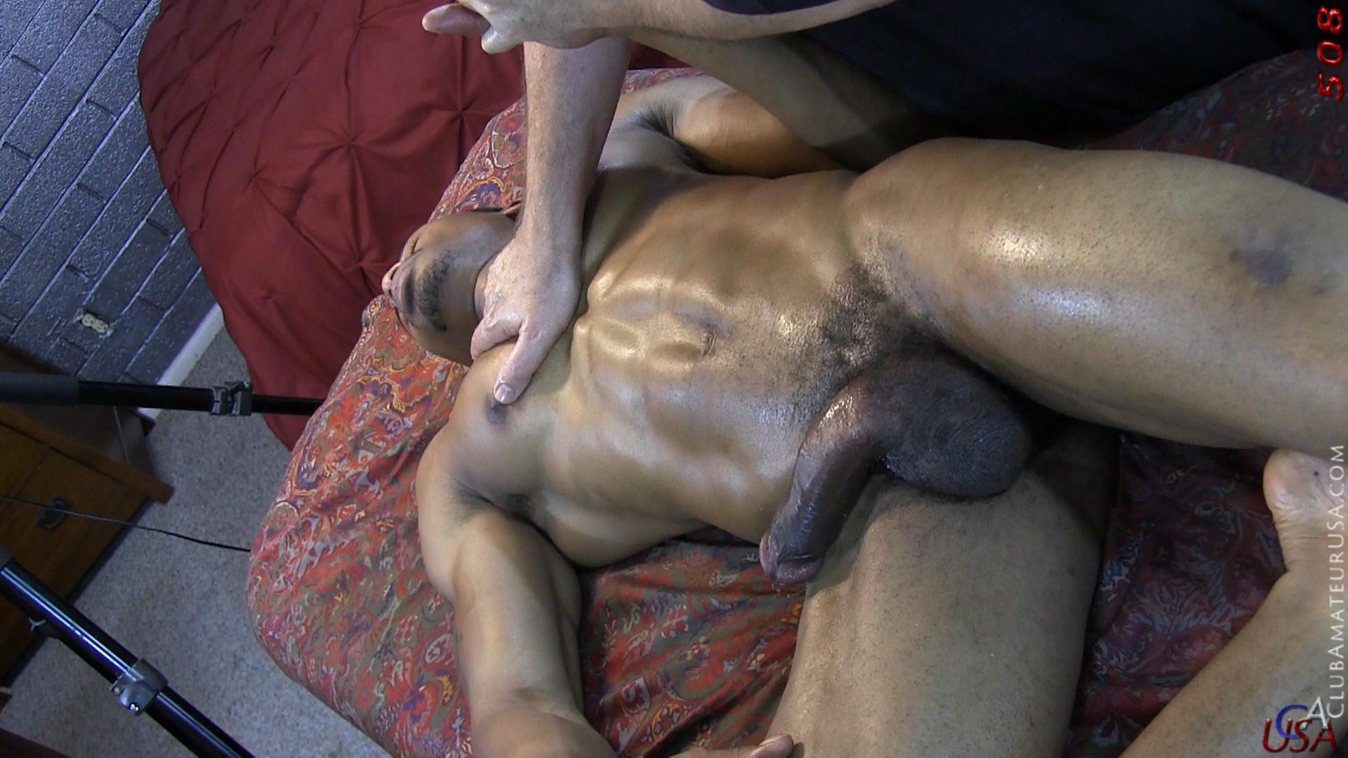 Club Amateur USA Gracen Straight Big Black Cock Getting Sucked With Cum Amateur Gay Porn 54