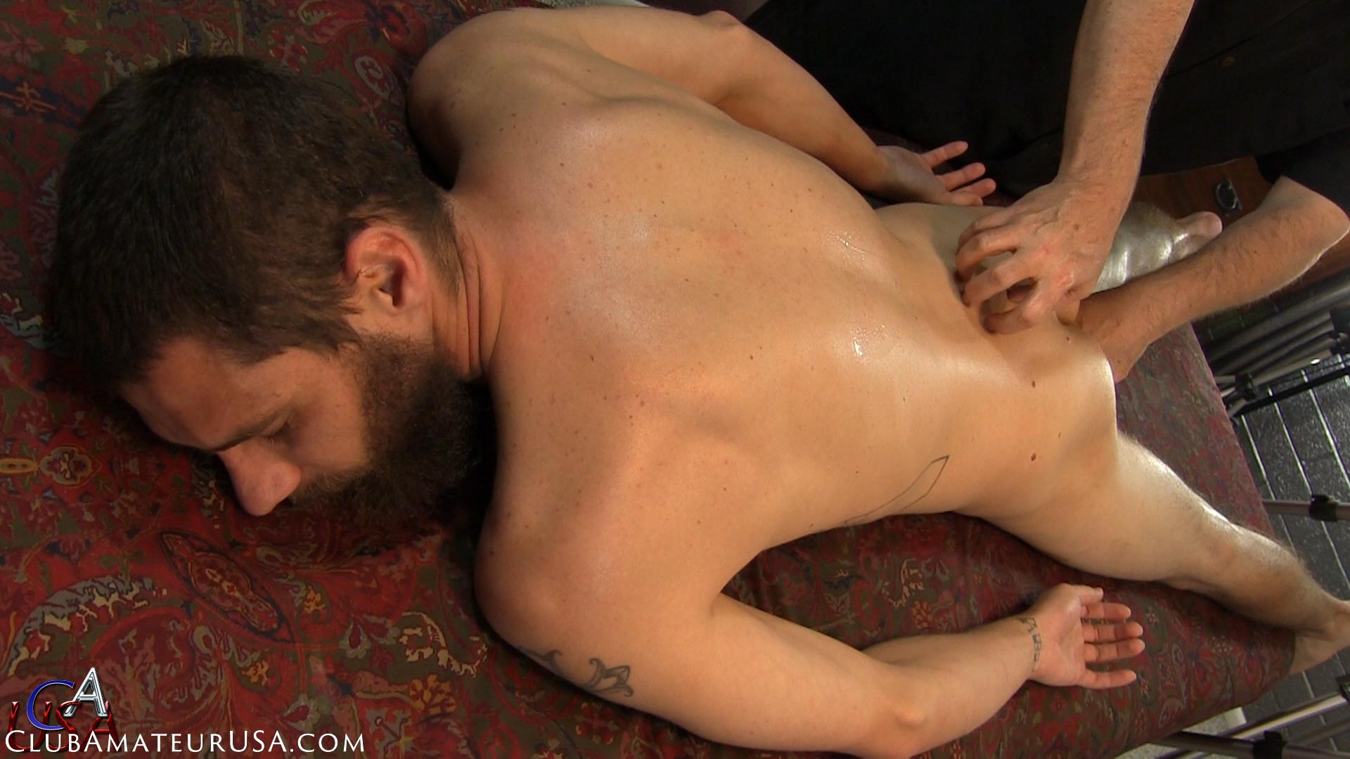 Gaystraight Amateur Tugged Off