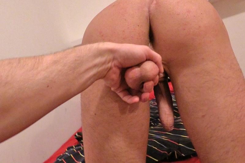 Czech Hunter Straight Rentboy Getting Barebacked With Big Uncut Cock Amateur Gay Porn 20