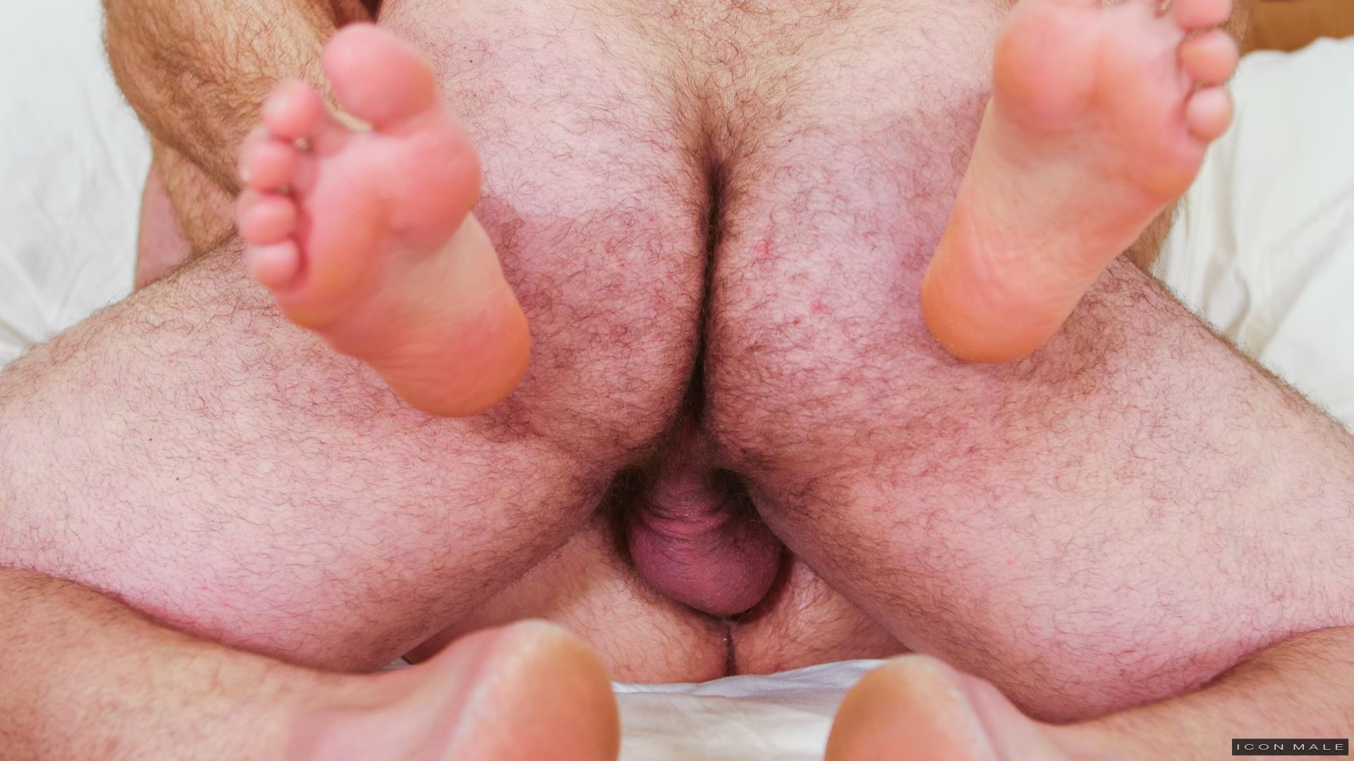 Icon Male Brendan Patrick and Jaxton Wheeler Hairy Muscle Hunk Fuck Amateur Gay Porn 07