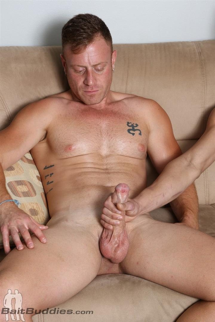 Bait Buddies Saxon and Javier Cruz Straight Ginger With Thick Cock Amateur Gay Porn 22